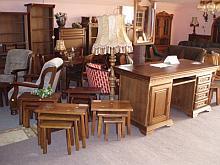 Rustikální nábytek